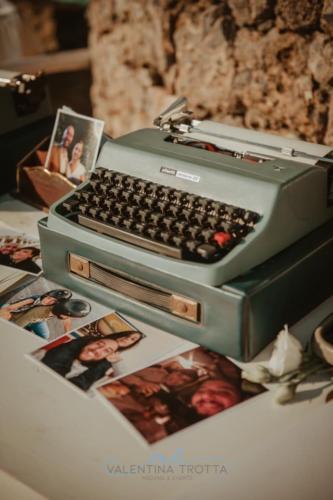 Guestbook_macchina_da_scrivere_vintage