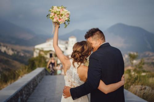 Wedding Matrimonio Maratea Santavenere Basilica San Biagio 00064