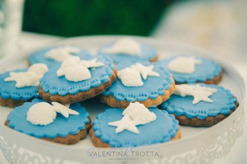 biscotti tema mare