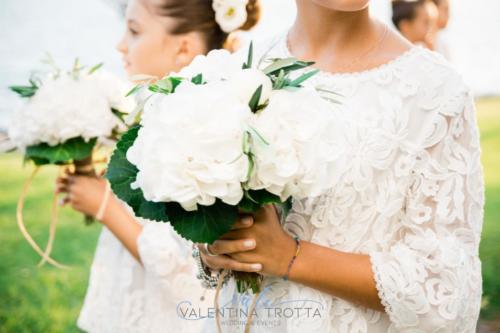 bouquet damigelle matrimonio mediterranean wedding maioliche