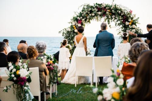 cerimonia civile maratea mediterranean wedding maioliche