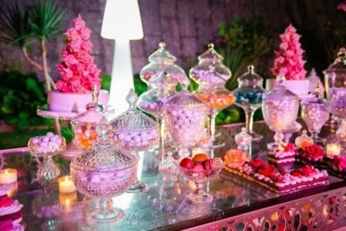 confettata sweettable luxury wedding tropical