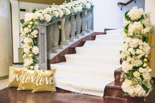 fiori casa sposa
