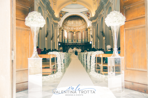 Wedding Total White | Mara e Francesco