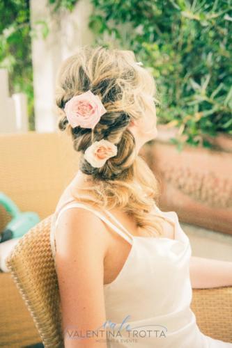 idea capelli acconciatura sposa parrucchiere maratea