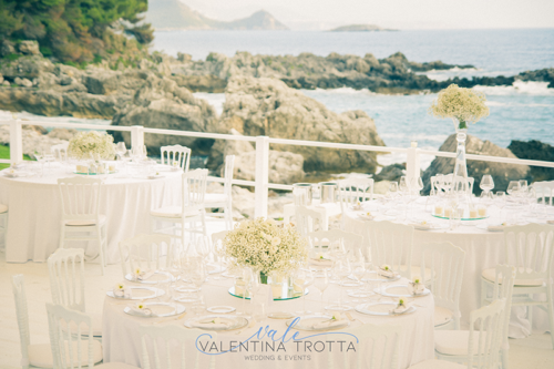 location sul mare matrimonio maratea wedding total white