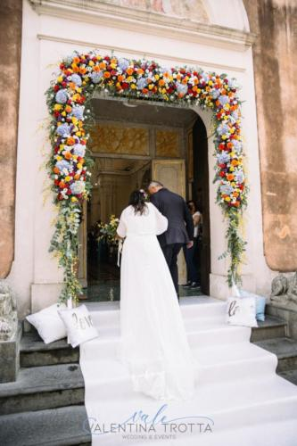 matrimonio maratea colorful wedding