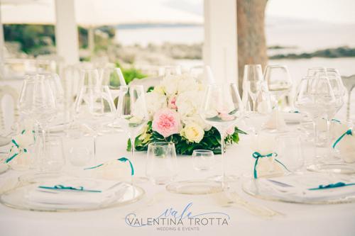 Wedding Profumi in smeraldo e rosa - Roberta e Paolo