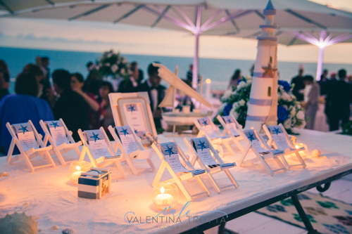 Wedding Stile Nautical | Maddalena e Raffaele