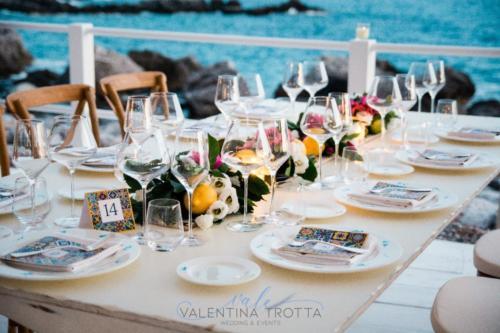 tavolo matrimonio mediterranean wedding maioliche (15)