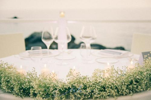 tavolo sposi wedding white grey